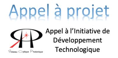 Appel à projet : AIDT 2021
